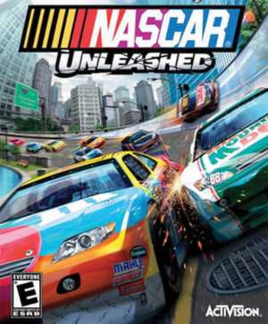 NASCAR Unleashed - NASCAR Unleashed box art