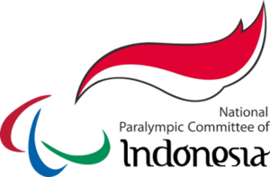 National Paralympic Committee of Indonesia - Image: NPC Indonesia logo