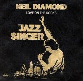 Love on the Rocks (Neil Diamond song) - Image: Neil Diamond Love on the Rocks
