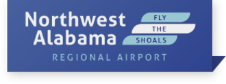 Northwest Alabama Regional Airport - Image: Northwest Alabama Regional Airport Logo