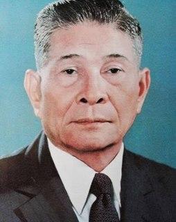 Nouhak Phoumsavanh Laotian revolutionary and politician; President of Laos (1992-1998)