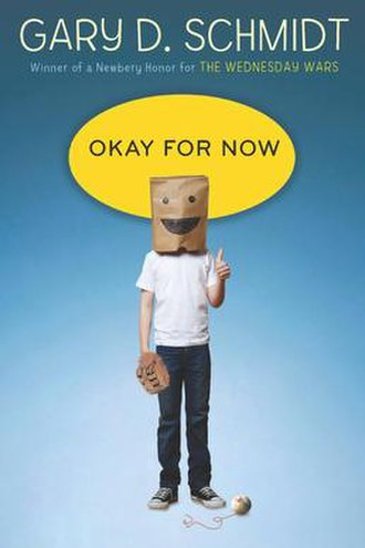 Okay for Now - Image: Okay for now cover art