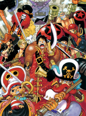 One Piece Film: Z - Japanese release poster