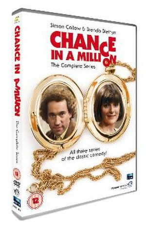 Chance in a Million - UK DVD Sleeve Chance In A Million