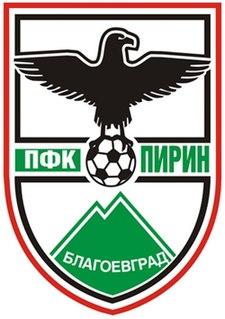 PFC Pirin Blagoevgrad Football club