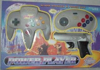 Power Player Super Joy III