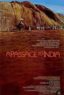 <i>A Passage to India</i> (film) 1984 drama film directed by David Lean