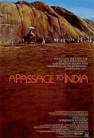 A Passage to India (film) - Original theatrical poster
