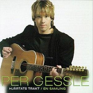Hjärtats trakt – en samling - Image: Pg hjartatstrakt album cover