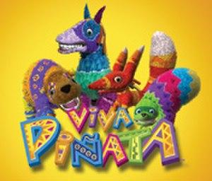 Viva Piñata (TV series) - The lead characters (l-r): Franklin, Hudson, Paulie, Fergy
