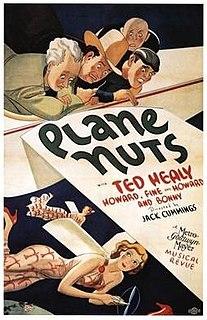 <i>Plane Nuts</i> 1933 film by Jack Cummings