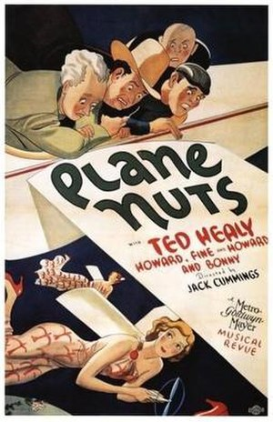 Plane Nuts - Image: Planenutsloobycard 33