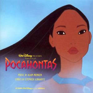 Pocahontas (soundtrack) - Image: Poca sound cover