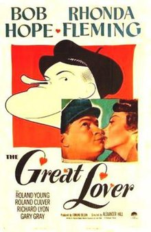 Poster of the movie The Great Lover.jpg