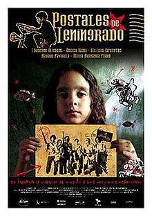 Postcards from Leningrad movie