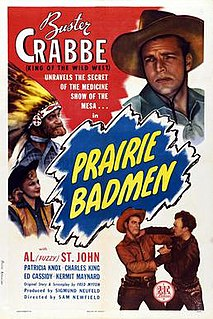 <i>Prairie Badmen</i> 1946 film directed by Sam Newfield