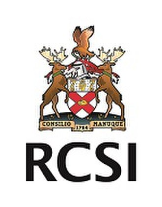 Royal College of Surgeons in Ireland - Image: RCSI Logo 2014