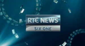 RTÉ News: Six One - Image: RTÉ News Six One Ident 2009