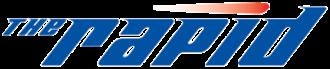 Interurban Transit Partnership - Image: Rapidlogo