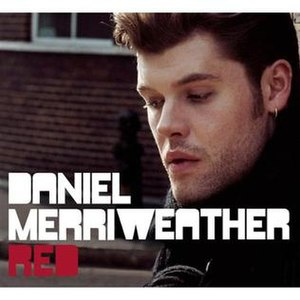 Red (Daniel Merriweather song) - Image: Red DM