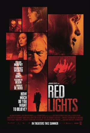 Red Lights (2012 film) - Theatrical film poster