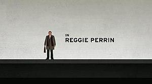 Reggie Perrin - Title screen