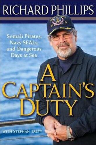 A Captain's Duty - Hardcover edition