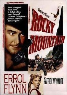 <i>Rocky Mountain</i> (film) 1950 film by William Keighley