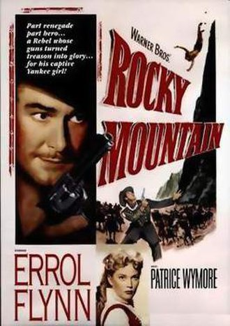 Rocky Mountain (film) - Theatrical release poster
