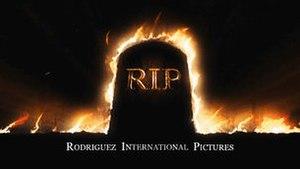 Troublemaker Studios - Rodriguez International Pictures logo