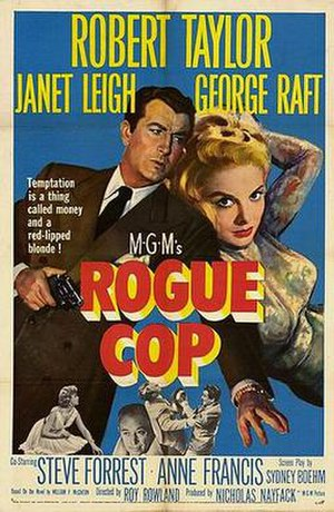 Rogue Cop - Theatrical Film Poster