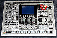 Roland MC-909 DJFLEX-mk2 8O8 PlanetFunkStudio Studio Sampling DrumMachine DEC 13 2014SAT1236PM.jpg
