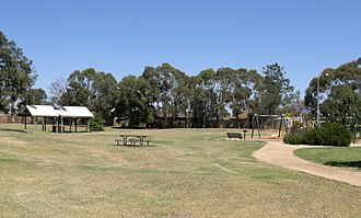 Carrum Downs, Victoria - The Rotary Park at Carrum Downs