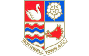 Rothwell Town F.C. - Official crest