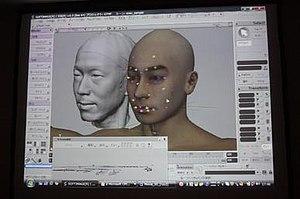Yakuza (series) - Image: Ryu ga gotoku 3 GTMF2009 slideshow 15