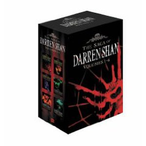 The Saga of Darren Shan - Boxset of books 1-6 of the Saga, published by HarperCollins.