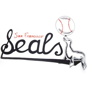 San Francisco Seals (baseball) - Image: San Francisco Seals(baseball)Logo