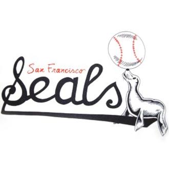 San Francisco Seals (baseball) - Image: San Francisco Seals(baseball)Logo