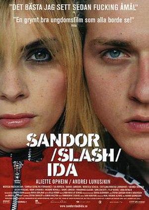 Sandor slash Ida (film) - Swedish DVD cover