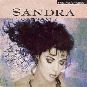 Fading Shades - Image: Sandra fading shades front