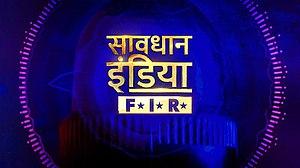 Savdhaan India - Official opening poster of Savdhaan India