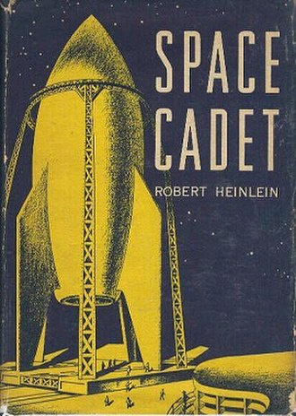 Space Cadet - First edition cover