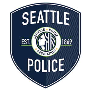 Seattle Police Department - Image: Seattle Police Logo Badge