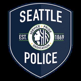 Seattle Police Department - Image: Seattle Police Logo Badge