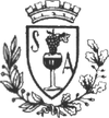 Coat of arms of Serralunga d'Alba