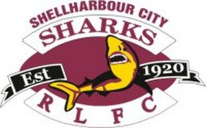 Shellharbour Sharks - Image: Shellharbour Sharks