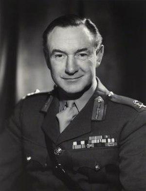 Mervyn Butler - Sir Mervyn Andrew Haldane Butler in 1967