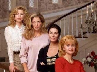 Sisters (U.S. TV series) - Sisters cast members Julianne Phillips, Patricia Kalember, Sela Ward and Swoosie Kurtz.