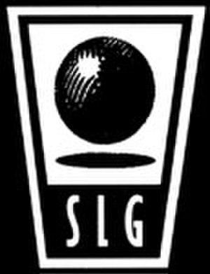 Slave Labor Graphics - Image: Slavelaborgraphicslo go