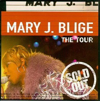 Share My World Tour - Image: Soldoutmarytour